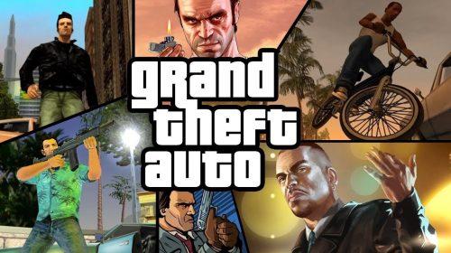Versões antigas da trilogia de GTA são removidas da PS Store