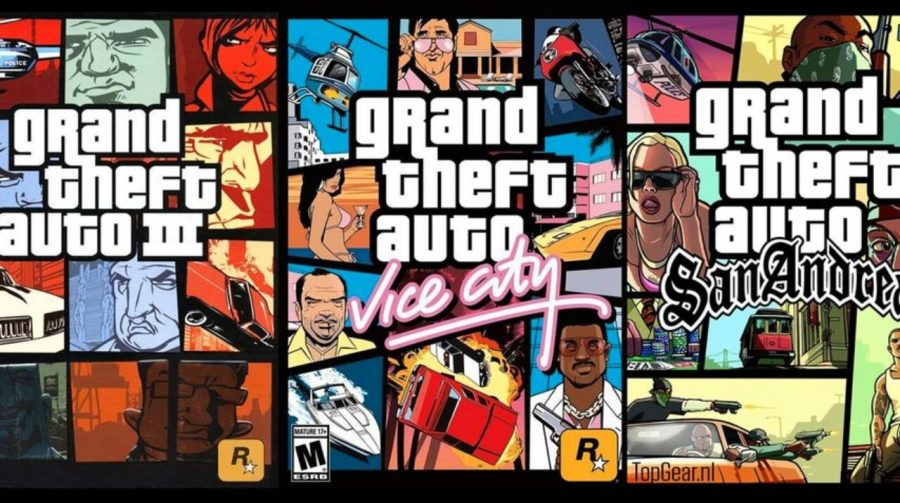 Rockstar removerá versões antigas de GTA III, Vice City e San Andreas da PS Store
