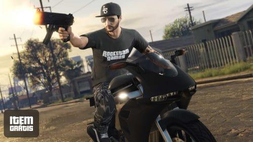 GTA Online oferece camisa grátis aos jogadores, para celebrar os 20 anos de GTA III