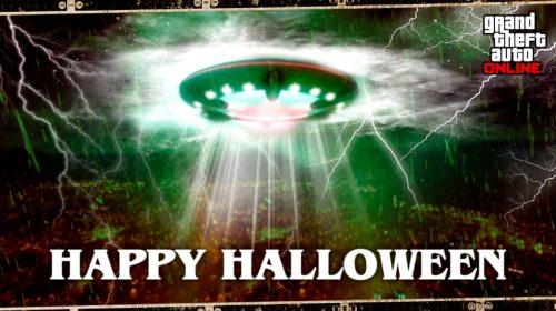 OVNIs, carros fantasmas e assassinos assombram Halloween de GTA Online