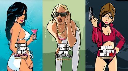 GTA: The Trilogy — The Definitive Edition: preço, data, onde comprar e mais