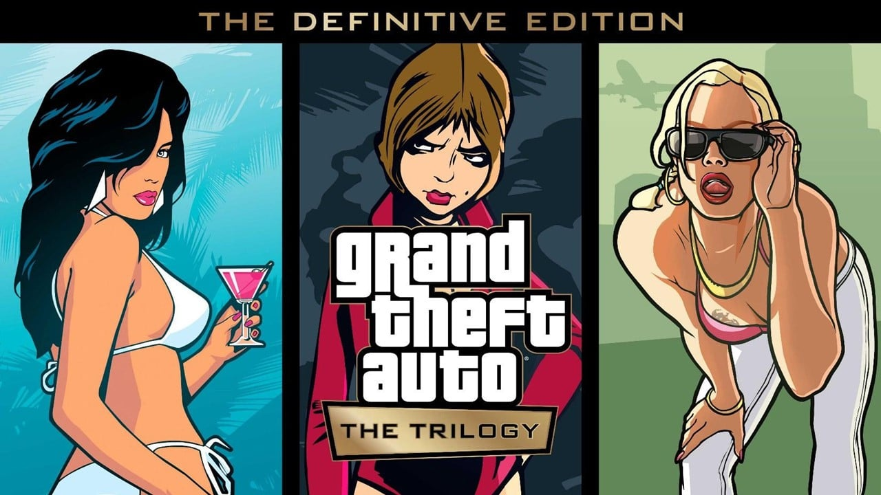 GTA: The Trilogy — The Definitive Edition