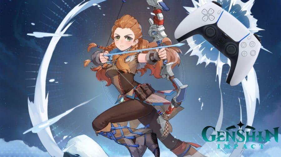 Update 2.2 de Genshin Impact chega dia 13, com suporte ao DualSense no PC