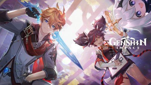 Com herói inédito, versão 2.2 de Genshin Impact já disponível