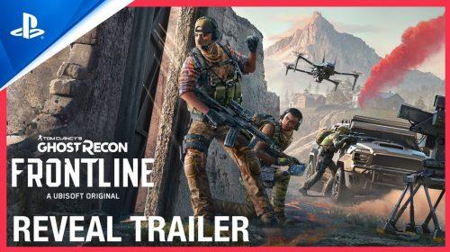 Gratuito para jogar, Ghost Recon: Frontline é anunciado pela Ubisoft