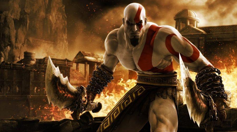 Gameplay do God of War original seria em primeira pessoa, revela criador da franquia