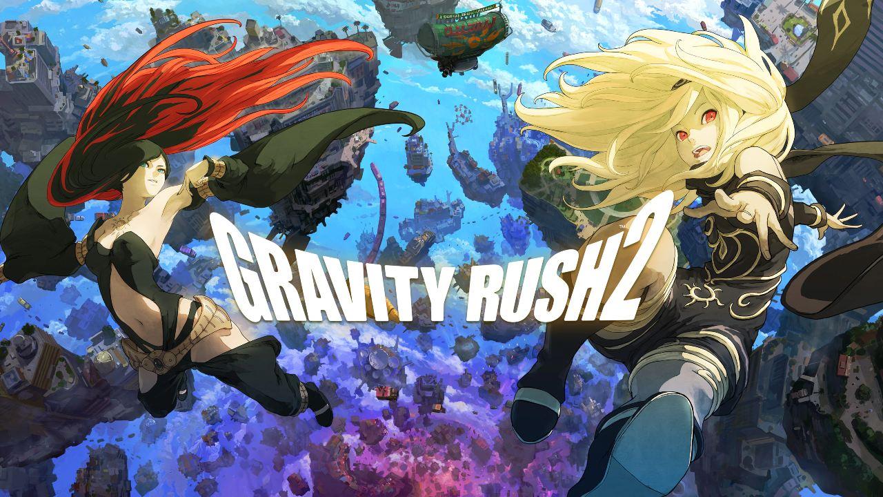 Gravity Rush 2 no PlayStation Plus
