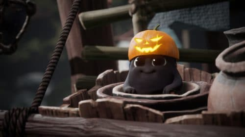 Kena: Bridge of Spirits: update traz chapéus de Halloween escondidos pelo jogo