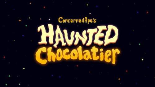 Haunted Chocolatier é o novo jogo do criador de Stardew Valley