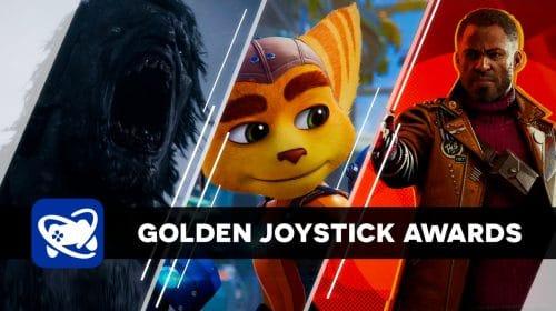 Deathloop, Ratchet & Clank e mais: veja os indicados ao Golden Joystick Awards 2021