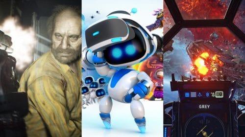 Os 10 melhores jogos de PSVR para aproveitar no PlayStation