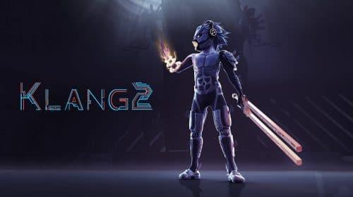 Com ação rítmica psicodélica, Klang 2 chega em novembro ao PS4 e ao PS5
