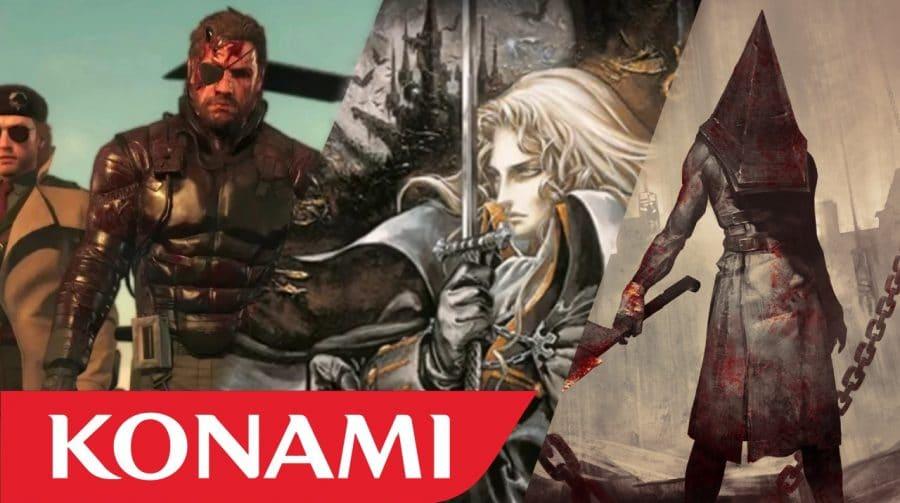 A gigante acordou? Konami pode trazer Metal Gear, Castlevania e Silent Hill de volta