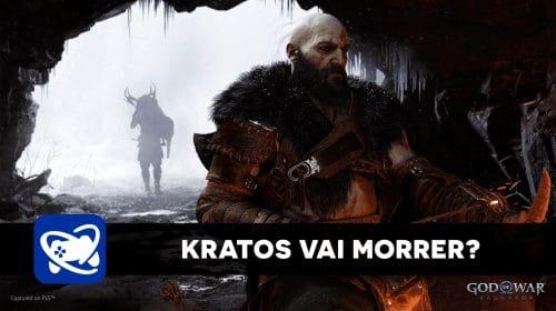 Kratos vai morrer em God of War Ragnarok?