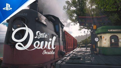 Vamos, Billy! Little Devil Inside recebe trailer focado no início da história