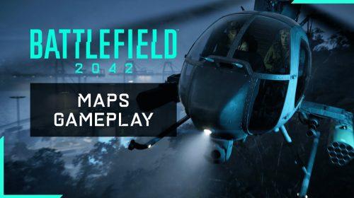 É guerra! Trailer de gameplay de Battlefield 2042 revela três mapas