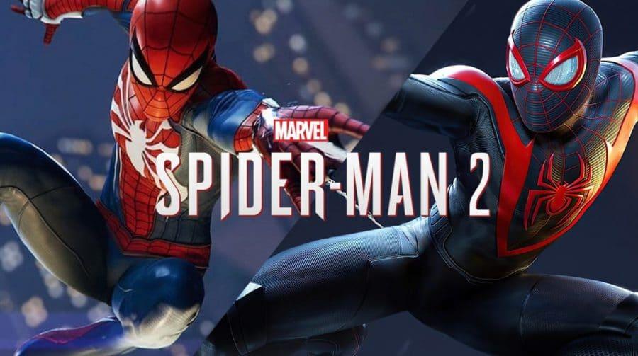 Jogadores poderão escolher entre Miles ou Peter em Marvel's Spider-Man 2 [rumor]