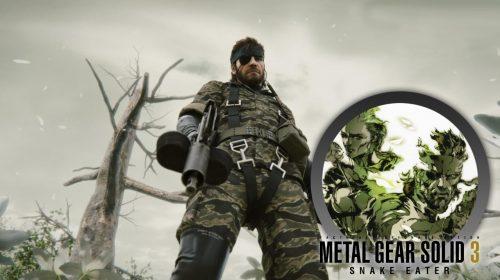 Remake de Metal Gear Solid 3 pode estar nas mãos da Virtuos [rumor]