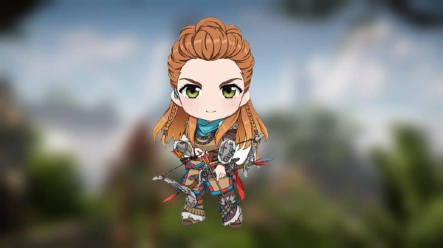 Aloy de Horizon Forbidden West terá boneco da Nendoroid em breve