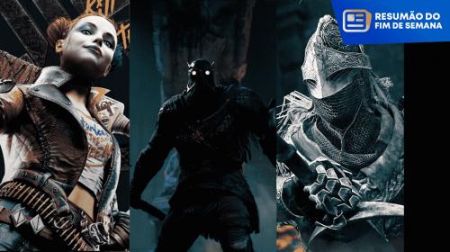 Resumão: saiba as principais notícias de games do fim de semana