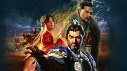 Team Ninja, de NiOh, está desenvolvendo jogo baseado em romance chinês