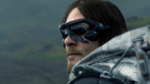 Hideo Kojima e designer francês lançam óculos inspirados em Death Stranding