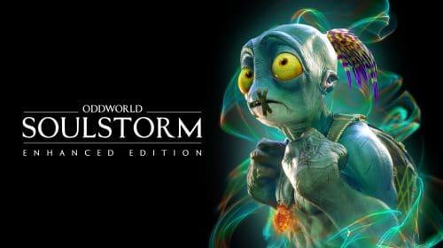Oddworld: Soulstorm Enhanced Edition chega em novembro ao PS4 e PS5
