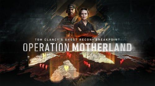 Ghost Recon Breakpoint: Operação Motherland trará novo modo de jogo