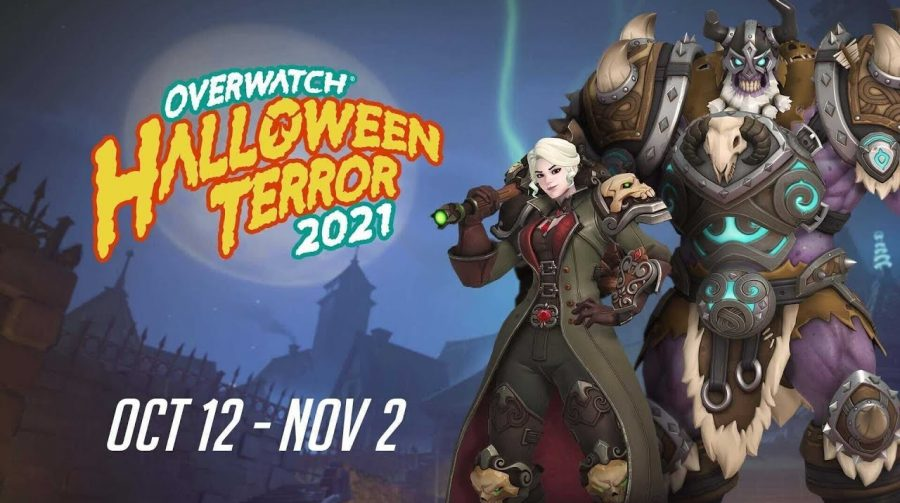 Atualização de Overwatch adiciona evento de Halloween ao jogo