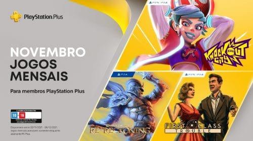 [Oficial] Sony revela PS Plus de novembro de 2021