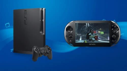 Sony não aceitará mais pagamentos em cartão na PS Store do PS3 e PS Vita