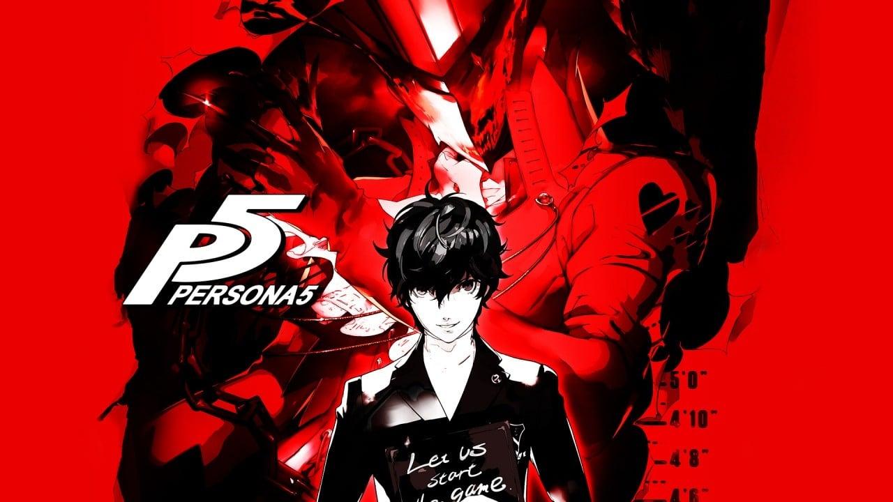 Persona 5 no PlayStation Plus