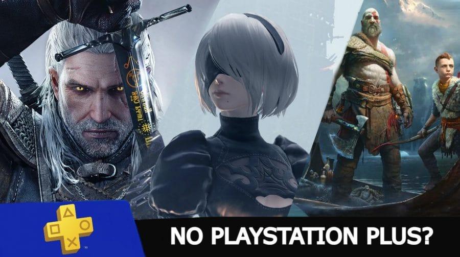 Servidos? Jogos que a Sony poderia oferecer no PlayStation Plus