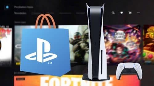 Sony remodela PS Store do PlayStation 5 e coloca novidades em destaque