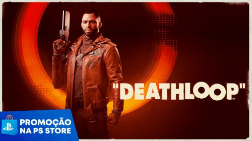 Já? Deathloop está com 34% de desconto na PS Store