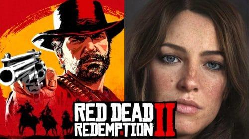 Fã transforma Arthur Morgan, de Red Dead Redemption 2, em uma bela dama