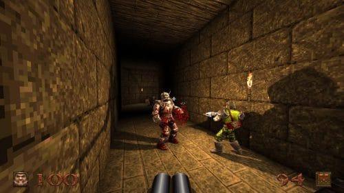 Com upgrade gratuito e gameplay em 4K/120 FPS, Quake chega ao PS5