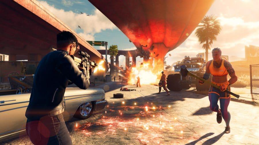 Primeiro gameplay de Saints Row é revelado; assista!