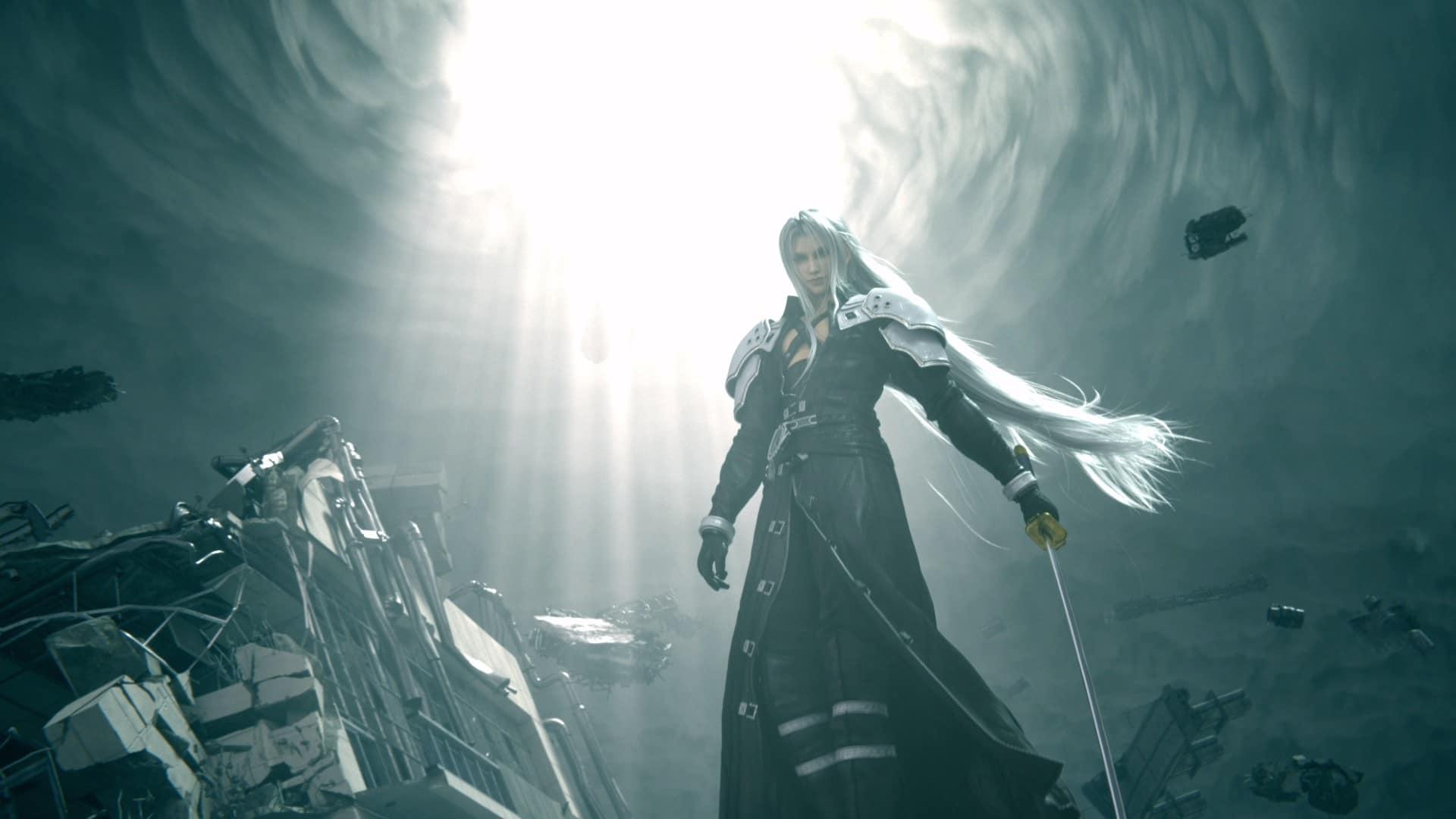 Sephiroth - Final Fantasy VII Remake