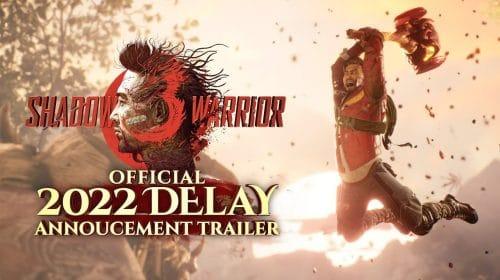 Em trailer cômico, Devolver anuncia o adiamento de Shadow Warrior 3 para 2022