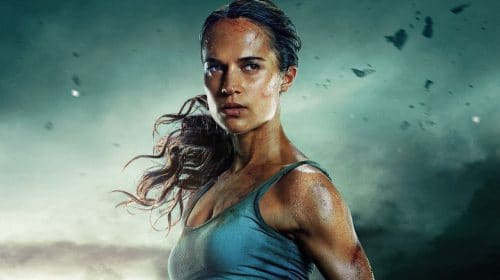 Atriz de Lara Croft elogia parceria com a diretora de Tomb Raider 2