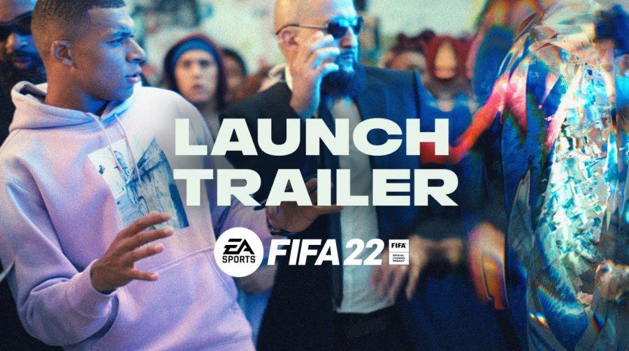 Com Beckham, Zizou e Ryan Reynolds, trailer de lançamento de FIFA 22 é publicado