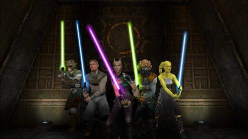 Dois bundles de jogos de Star Wars chegarão ao PS4 no fim de outubro